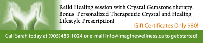 Reiki Healing session with Crystal Gemstone therapy.  Bonus Tarot Card Reading, Personalized Therapeutic Crystal and Healing Lifestyle Prescription!